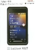 ソフトバンク X02T