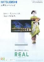 三菱 カラーテレビ 総合カタログ 2009/4